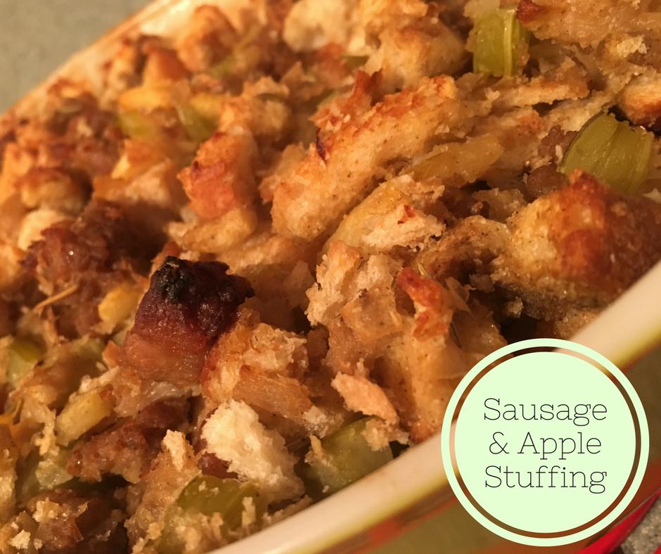 Sausage & Apple Stuffing